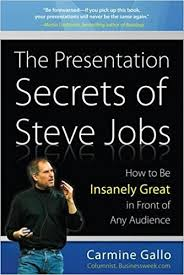 The Presentation of Secrets of Steve Jobs