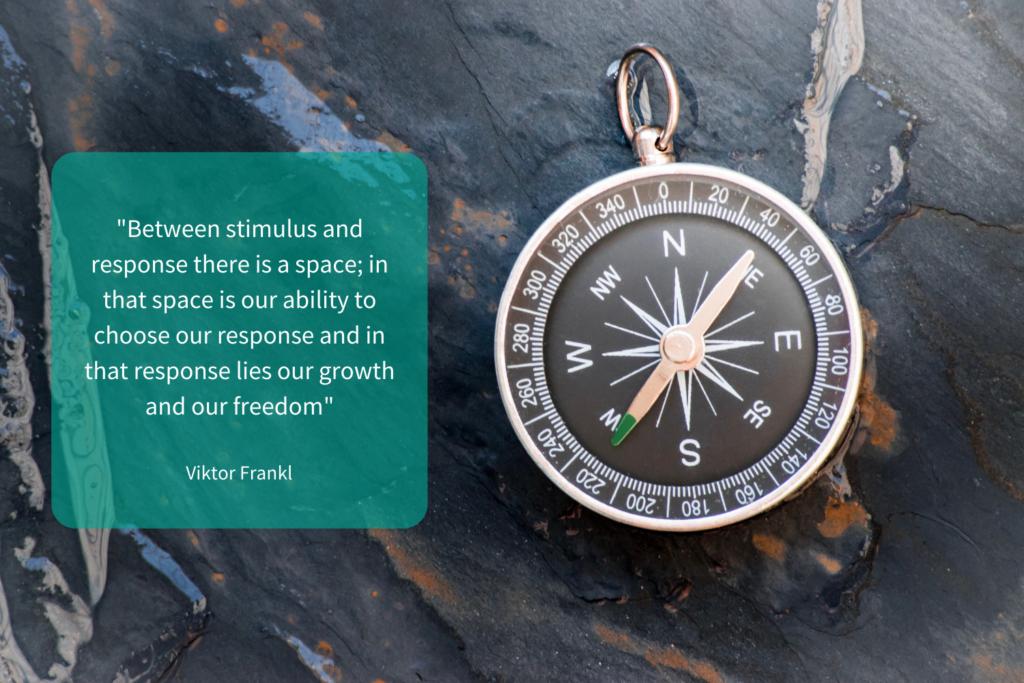 Insights from the Leadership Whisperer - Creating Space - Viktor Frankl